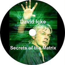Secrets of the Matrix Documentary David Icke Dvd