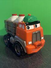 Hasbro 2000 Mike Tonka Talking Milk Truck Toy Battery Operated Vintage