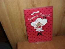 WITH LOVE TO SOMEONE SPECIAL  APPROX 10 X 7 INCHES   SEALED