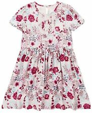 Pumpkin Patch  Floral Print Jersey Dress Age 4 Years  New with Tags FREE POSTAGE