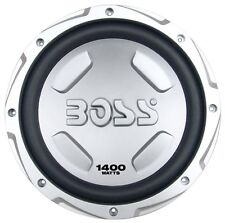 Boss Audio CX122 Chaos Exxtreme12inch Single Voice Coil(4Ohm)1400-watt Subwoofer