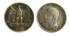 pcc1849_4) Vittorio Emanuele III (1900-1943) - 5 Lire Aquilino 1930