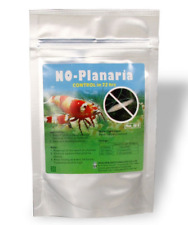 Genchem No Planaria 50g KILLS PLANARIA (white worms in fish tanks). Safe.