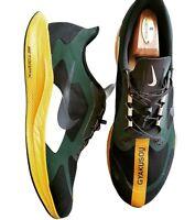 Nike Gyakusou Air Zoom Pegasus 35 Turbo Men's Size 13 Fir Black BQ0579-300