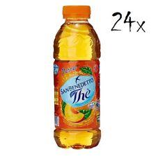 24x San benedetto Eistee Pfirsich The' Pesca PET 50 cl  tea the erfrischend