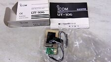 Icom UT-106 DSP Unit For R75 IC-910H IC-R2500 IC-706MKIIG IC-718 IC-PCR1000 etc.