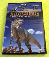 Allosaurus: A Walking with Dinosaurs Special ~ New Dvd Movie ~ Rare Bbc Video