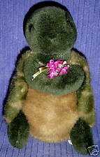 "GUND TURTLE WHIZ 8 1/2"" VINTAGE 1987 RETIRED ~ AO10"