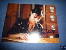 Ariane Ascaride signed original autographe 20x25 IP