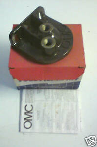 OMC FUEL FILTER BODY. PART NUMBER 124495