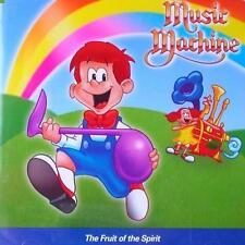 * Music Machine * FRUIT OF THE SPIRIT NEW CD!