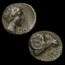 Sehr schöne griechische Münzen aus Silber antike