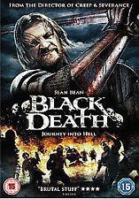 BLACK DEATH  DVD  SEAN BEAN