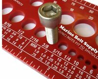 SHINWA Bolt Nut Screw Inspection Gauge Checker Metric 73773