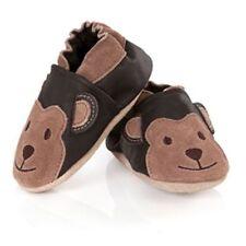 Bebé Niño Niña Piel Zapatos rosa,azul, blanco. 12 MODELOS 4 sizes Edad 0-2