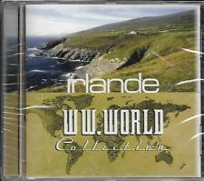 CD 20T IRLANDE WW.WORLD COLLECTION DE 2000 NEUF SCELLE FRANCE