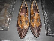 rares chaussures POMARES VAZQUEZ T38 TBE VINTAGE COLLECTOR A 16€ ACH IMM FP RED