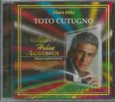 CD -Stars  hits - TOTO CUTUGNO -  collection   - new
