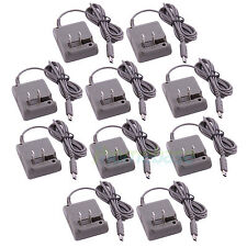 Wholesale Lots 10 Wall Home Travel Charger Adapter For Nintendo DS Lite DSL NDSL