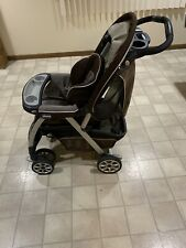 Chicco Cortina Cubes Standard Single Seat Stroller Rattania Color No Buckles