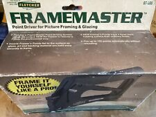 Fletcher Framemaster Rigid Point Driver Framing Gun for 8mm / 16mm + Box Points