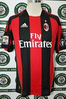 maglia calcio MILAN PATO TG M shirt maillot camiseta trikot