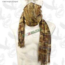 Sciarpa a Rete SBB Vegetata Militare Mimetica Vegetato Italiano