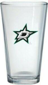 Dallas Stars 16oz. NHL Pint Glass Tumbler