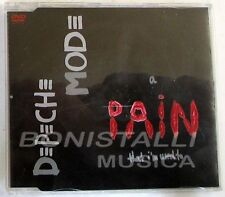 DEPECHE MODE - A PAIN THAT I'M USED TO - DVD Single  Nuovo Unplayed