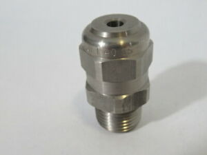 """Spraying Systems 1/2GG-40SS SS Full Jet Cone Spray Nozzle Tip 1/2"""" ! WOW !"""