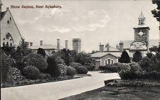 Stone Asylum near Aylesbury by R.J.Shelton, Aylesbury.