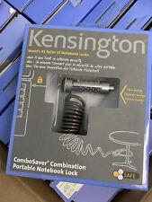 More details for kensington combosaver combination portable laptop notebook lock x 2