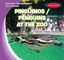 Pinguinos / Penguins at the Zoo (Animales del Zoologico / Zoo Animals)