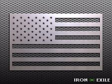 USA FLAG -- United States Metal Home Decor Wall Art Sign Plasma Cut Freedom