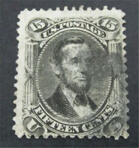 nystamps US Stamp # 77 Used $200        S24y180