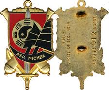 MICHEA, ASP, 912° Promotion EOR EAA, Artillerie coloniale, A.M.C. 3657 (6982)
