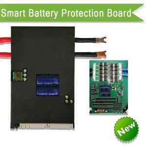 Lipo LFP LTO 14S-24S Smart Batterie Protection Board BMS W/1A/2A Active Balancer