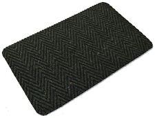 Forest Green Multi Directional Doormat Front Back Step Polypropylene Mat 80x50cm