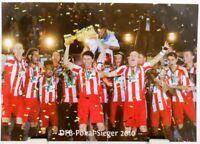 FC Bayern München + DFB Pokal Sieger 2010 + Fan Big Card Edition F116 +