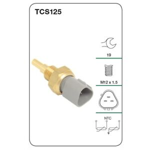 Tridon Coolant Temp Sensor TCS125 fits Ford Laser 1.6 (KE), 1.6 (KF), 1.6 (KH...