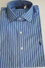 BNWT MENS POLO RALPH LAUREN LONG SLEEVE CUSTOM FIT REGENT SHIRT SIZE 14.5
