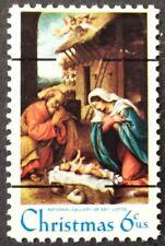 1970 6c Christmas Nativity precancel Single, Scott #1414a, MNH, VF