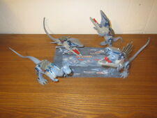 LEGO Dinosaurs Mosasaurus Dimetrodon 4 in 1 Dinosaur 6721 Instruction No Can