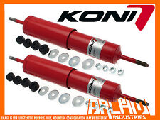 "KONI ADJUSTABLE FRONT 2"" RAISED SHOCK ABSORBERS FOR NISSAN PATROL GQ GU Y60 Y61"