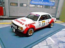 OPEL Ascona B 2000 Gr.2 Rallye Monte Carlo 1982 #30 Tchine Eminence UMBAU 1:43