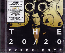 JUSTIN TIMBERLAKE The 20/20 Experience - Deluxe Edition 2 CD set  - New - Promo