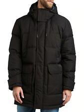 Hugo Boss Onek - Hooded Parka Jacket - Black - UK 48 (RRP 450£)