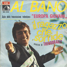 IL RAGAZZO CHE SORRIDE - MUSICA # AL BANO