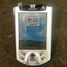 Hp iPaq Pocket Pc H5450 Win Mobile 2002 400Mhz With Garmin Gps + Extras