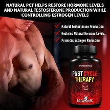Post Cycle Therapy - All Natural, Restore Healthy Hormone Levels- Eiyo Nutrition